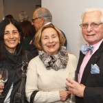 Miki Kagan, Ilse Kagan, Harvey Schneider