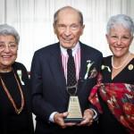 Batya Borowski, Eugene Grant, Amanda Weiss