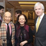 Eugene Grant, Sharon and Cary Koplin