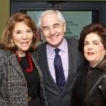 Gail Propp, Richard and Gloria Kobrin